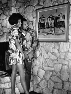 Barry Gordy and Diana Ross reflecting back on Motown beginnings.