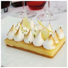Tarte au citron Le Bordeaux - Gordon Ramsay ❤