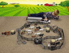 Ultimate Ranch Set | Big Country Farm Toys