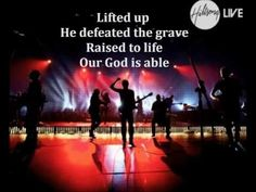 God Is Able by Ben Fielding Hillsong