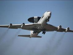 Bild zu NATO Aufklärungsflugzeuge Typ Awacs