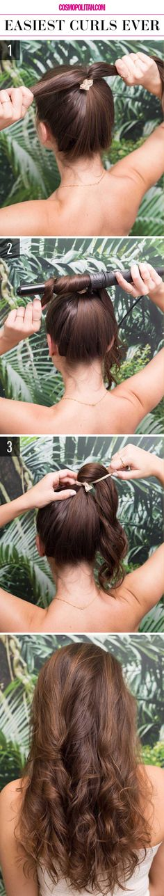 15 Super-Easy Hairstyles!
