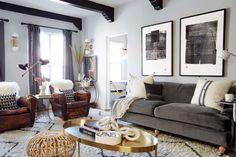 Brady's Living Room Reveal