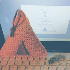 #crochet #haken #patroon #tipi