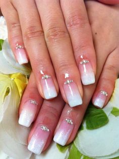 Most Beautiful and Popular Pins of Nail Designs -Follow Me, get inspired and get more nail desings - nail art :)