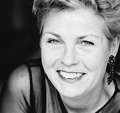 Gerburg Jahnke.. very inspiring lady