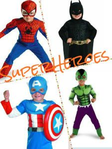 Halloween Costumes ideas for boys