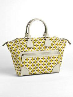 TILA MARCH + DAVID HICKS - print tote bag H29 × W48cm