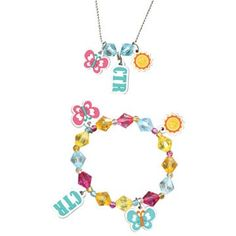 Sunshine CTR Necklace and Bracelet - JNC028 >>> You can get additional details at the image link. (This is an affiliate link) #NecklacesDressUpToys