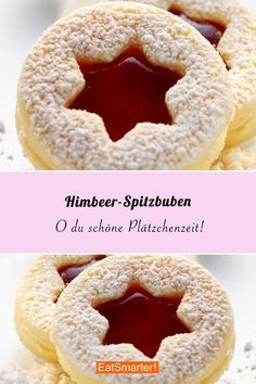 Raspberry croissants Ohhh these pretty cookies taste so delicious! Perfect for . - Raspberry croissants Ohhh these pretty cookies taste so delicious! Perfect with coffee or hot choco - Easy Smoothie Recipes, Easy Smoothies, Cookie Recipes, Snack Recipes, Snacks, Christmas Baking, Christmas Cookies, Christmas Crafts, Chocolate Caliente