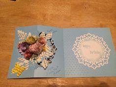 Lanita's birthday - inside