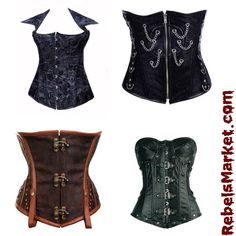 Beautiful corsets from #RebelsMarket  #corset #sexy