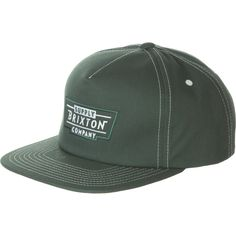 135931b75c893 Brixton Everett Snapback Hat ( 15) ❤ liked on Polyvore featuring  accessories