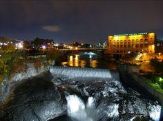 Spokane, WA in Washington