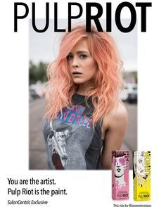 412.6k Followers, 277 Following, 1,947 Posts - See Instagram photos and videos from Pulp Riot Hair Color (@pulpriothair)