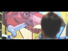 ARYZ x MONTANA LiSBOA Silkscreen Print - YouTube