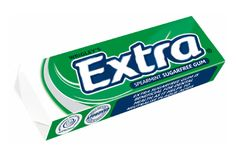 Chewing gum!