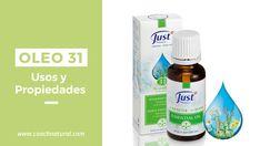 En este artículo voy a describir los numerosos usos y aplicaciones del conocido aceite esencial de Swiss Just, el Oleo 31