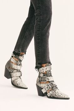 Cole Western Boots | Free People