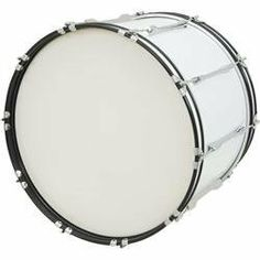 Verve X Series Marching Bass Drum Black 20X14 by Verve. $179.99. The Verve X Series Bass Drum features a select wood ply shell with steel hoops and smooth white heads. One-piece tension lugs offer precise tuning and durability.