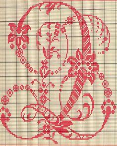 Alfabeto Antico Punto Croce (16)