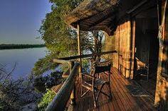 Botswana Xugana Island Lodge