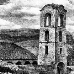 of St in (Albania), looted during the First (Photo: Hugo Albanian Culture, Notre Dame, War, History, Instagram Posts, Travel, Historia, Viajes, Trips