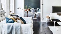 4 säkra tips: Så väljer du rätt vit nyans till väggarna