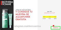 Muestra de Aquapower de Biotherm GRATIS - http://ift.tt/1TVnzn6