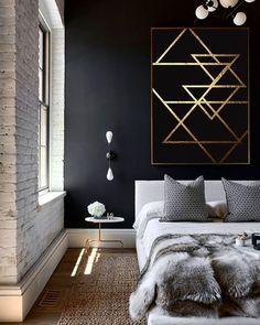 Good night! #quartos #decor #design #arquitetura #arquiteta #referencias #apto #casa #projeto #interiores #decoracao #decoração #decoration #referencias
