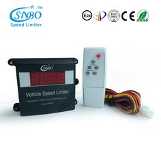 Speed Limiter, SPG002, with Screen and Remote Control, Choose this model to meet your clients' requirements well. Pls contact: tammie@sabo-speed.com  Mob/Whatsapp: +86 133 1282 5153