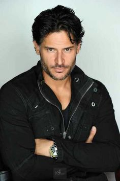 Joe Manganiello- every time i see him i think about Magic Mike! Joe Manganiello True Blood, Pittsburgh, Pennsylvania, Tv Actors, Karl Urban, Luke Evans, Celebs, Celebrities, Actor
