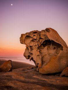 The Remarkable Rocks - Kangaroo Island - Kangaroo Island, South Australia