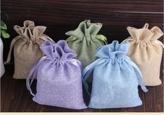 Find More Packaging Bags Information about 10*15 120pcs Mixed Jute Sacks Drawstring gift bags for jewelry/Accessories/Cosmetic/wedding/christmas Linen pouch Packaging Bag,High Quality gift bag supplies,China gift bag holder Suppliers, Cheap gift wrap paper bag from Fashion MY life on Aliexpress.com