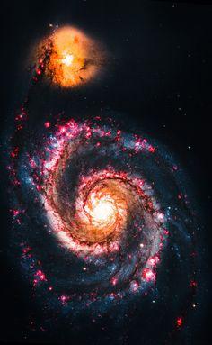 M51 Hubble