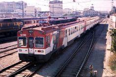 440 101 saliendo de malaga (serie103) Tags: train tren trenes ut trains cercanas 440 railroads ferrocarril renfe estaciones unidad carril unidades ffcc