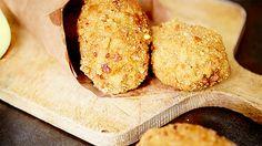 PÉPITES DE DINDON | Zeste Cornbread, Turkey, Ethnic Recipes, Food, Tv, Millet Bread, Turkey Country, Tvs, Meals