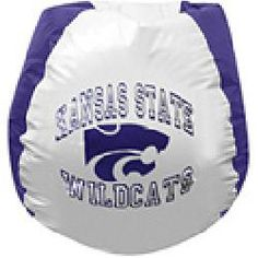Bean Bag Boys Kansas State Wildcats Bean Bag Chair