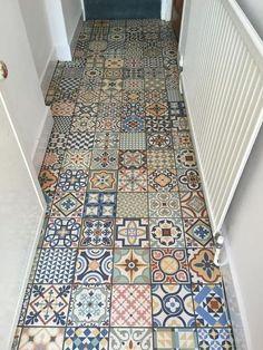 Casablanca Mix Moroccan Tiles
