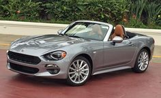 Swiss Cars, Automobile, Fiat 124 Spider, Fiat Cars, Fiat Abarth, Mazda Miata, Cabriolet, Vintage Cars, Cool Cars