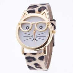 SHARE & Get it FREE | Artificial Leather Kitten Quartz WatchFor Fashion Lovers only:80,000+ Items • New Arrivals Daily • Affordable Casual to Chic for Every Occasion Join Sammydress: Get YOUR $50 NOW!
