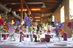 Wedding, flowers, A.P Bloem, Amsterdam, Lute restaurant