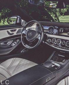 | Gorgeous Interior Of The Mercedes Benz S550 | Tag A Friend! Spread the Wealth! LuxuriousClubNewYork.Com | #LuxuriousClub _______________________________ #wealth #success #billionaire #luxury #paris #france #dubai #italy #money #rollsroyce #ferrari...