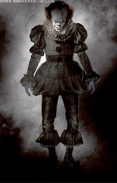 Pennywise It Eso Stephen King