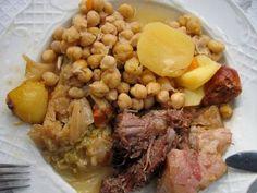 En Disfruta+por- te decimos dónde comer los mejores cocidos en Madrid. Los mejores lugares para comer en Madrid un buen cocido madrileño.