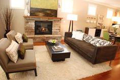 Modern Living-rooms from Judith Balis on HGTV