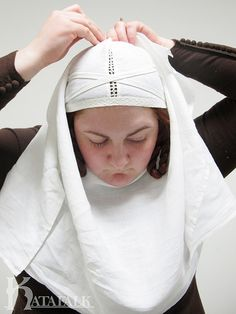 Veil and wimple how-to