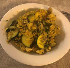schnelles und köstliches Gericht Hot, Zucchini, Vegetables, Sweet, Amazing, Easy Meals, Cooking, Candy, Vegetable Recipes