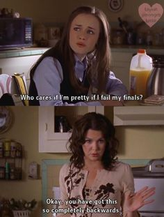 :D Gilmore Girls just makes my day!!!