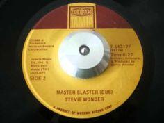 Stevie Wonder - Master Blaster DUB